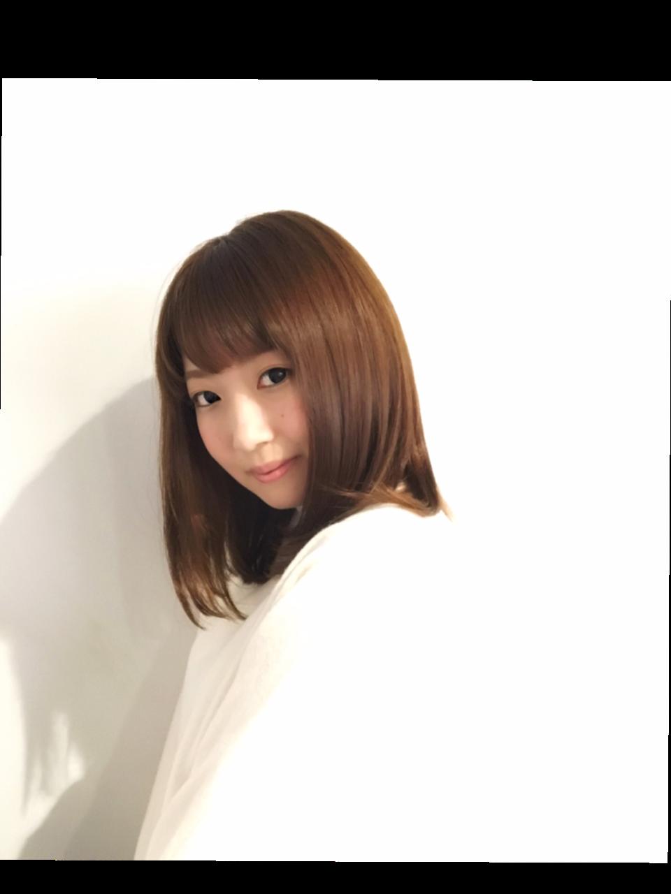 伸ばしかけでも・・・  New post from Uchida