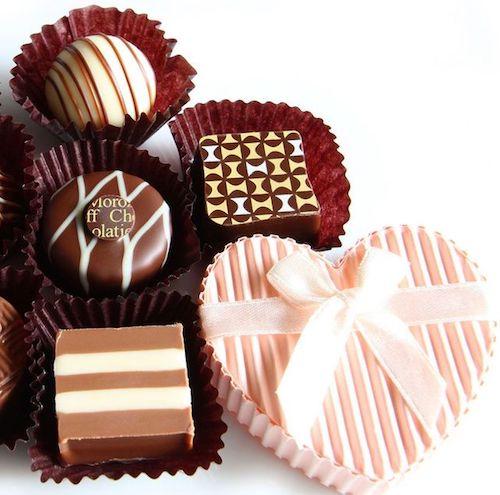 チョコレートで運気アップ!?