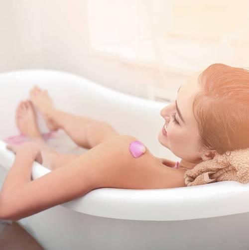 快眠入浴法